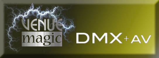 VenueMagic DMX+AV