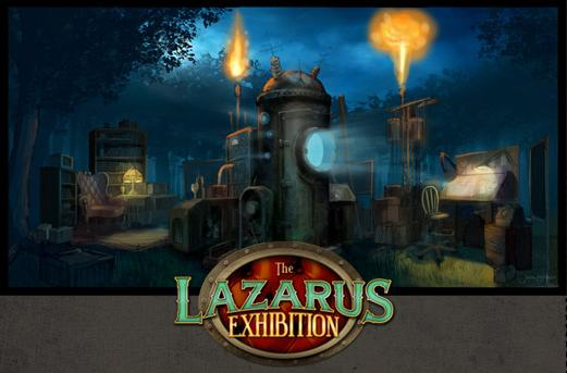 Lazarus Exhibition Attraction