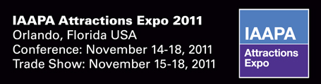 IAAPA Attractions Expo 2011