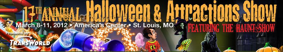 VenueMagic to be at Haunt Show 2012
