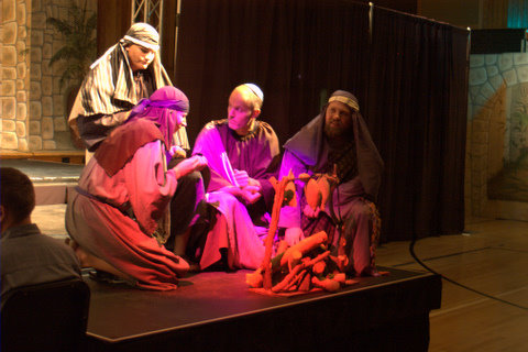 Church Easter Pageant image 4