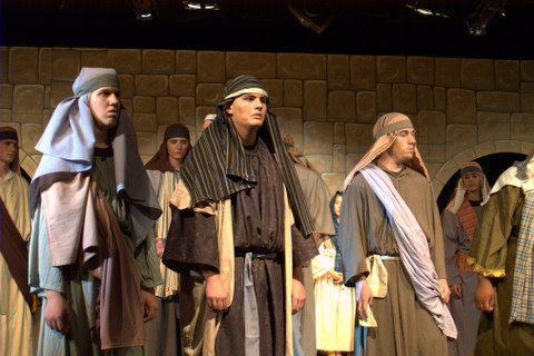 Church Easter Pageant image 2