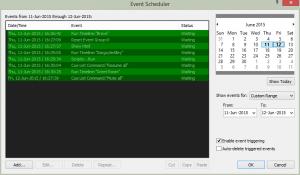 EventScheduler